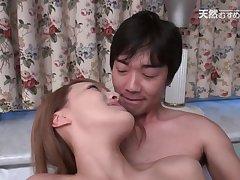 Japanese nymphette Narumi Osaki - asian porn