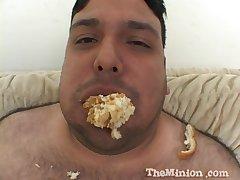 Fat guy adjacent to a small dick gets random and bangs Origin Skye