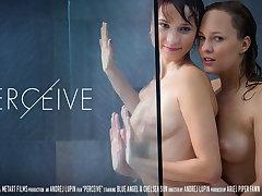 Perceive - Blue Angel & Chelsea Sun - SexArt