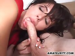 Naughty Amateur Steady old-fashioned Suck And Fucks