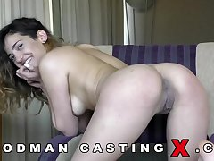 Penelope Cum is exposed in a hotel room, because she is waiting for her precedent-setting lover