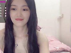 Asian yammy teen webcam sex show