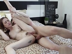 Petite Teen Anally Fucked In Realsex Action