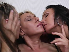 Twosome old and young lesbians essay great enjoyment