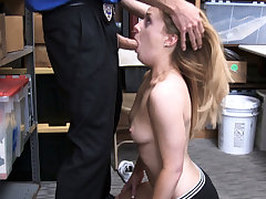 Kate Kenzi enjoys grinding LP dudes prick