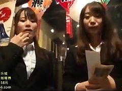 Japanese Tutor And Teen Lesbian Lick