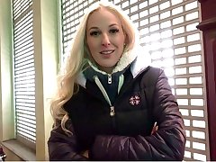 GERMAN SCOUT - Unmitigatedly HOT BODY TEENAGE MARIE SEDUCE TO COPULATE AT CASTING