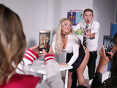 Teacher's Babe in arms - Brazzers