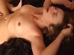 große bessere multiple Orgasmen mit Windhund Hündin